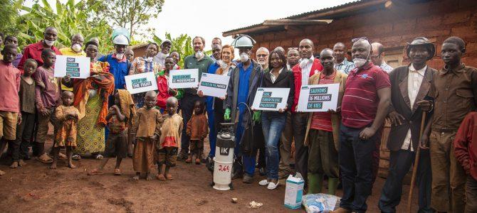 Quentin de Hemptinne – Gestionnaire du Fonds mondial au Burundi