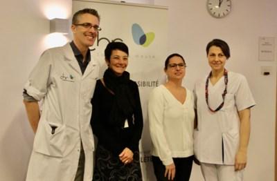 Une petite révolution médicale au CHR de Namur