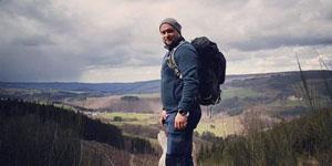 Julien va traverser les Alpes pour la bonne cause